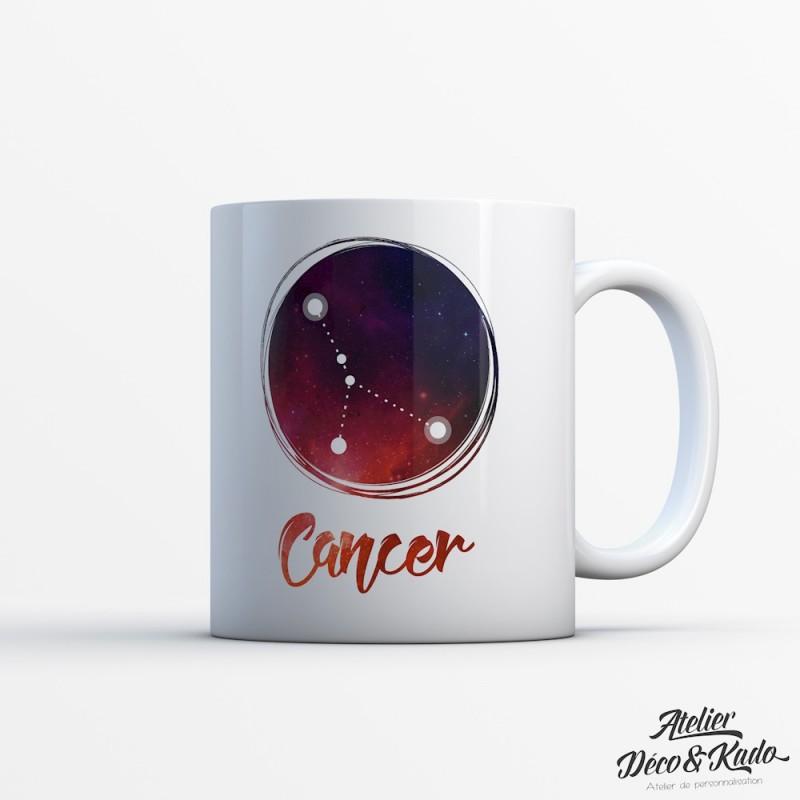 Mug signe du zodiaque Cancer