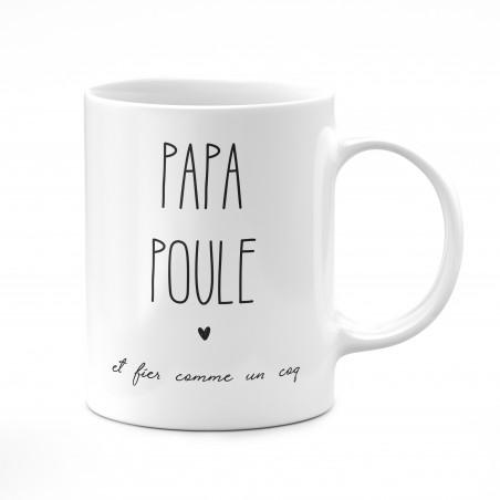 Le mug céramique papa poule