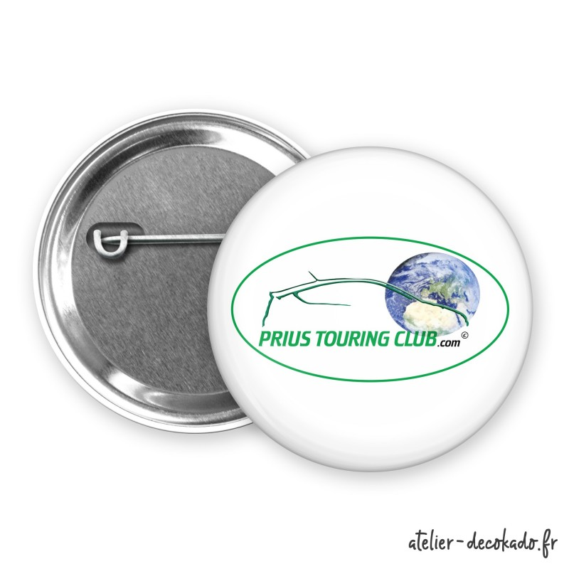 Badge Prius Touring Club